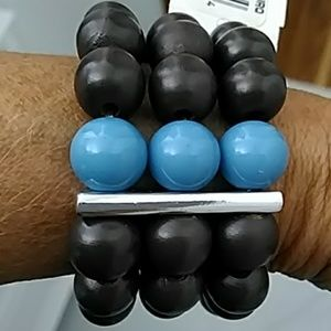 *3 for $10* NWT Lydell NYC Bracelet Brown/Blue